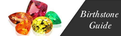 Birthstone Guide at Hinz Jewelers