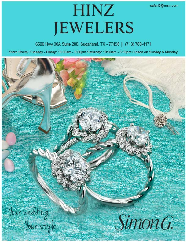 Events at Hinz Jewelers